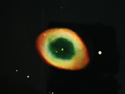 Astro-Photograph of M-64 The Blackeye Galaxy taken by Jules Vieira of ASTRONOMY Magazine December 1982 BackIssues!
