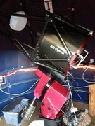 New scope installation
