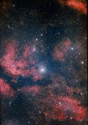 NGC1318 Gamma Cygni Nebula