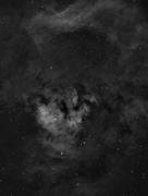 NGC7822 - Question Mark Nebula