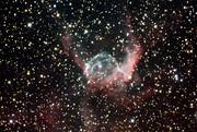 NGC 2359  Thors Helmet