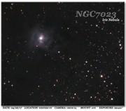 NGC7023 (Iris Nebula)