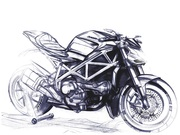 The Dream Bike Dukati