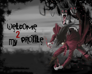 Welcome 2 My Profile