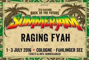 SummerJam Germany July 2016