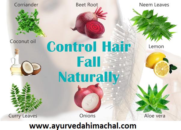 hair fall contolr