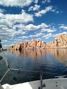 Prescott's Watson Lake Sailing