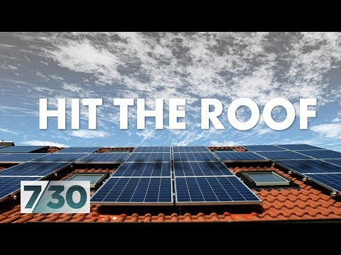 The dark side of Australia's rooftop solar energy obsession | 7.30