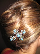 Great Updo from Lauthr Salon
