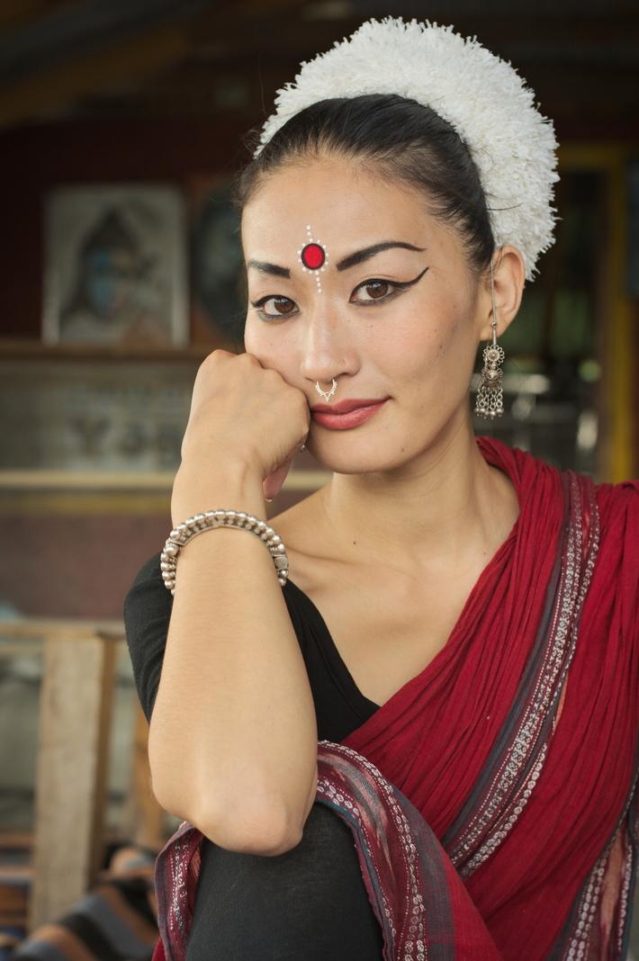 Mai Odissi Dancer