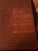 Home nursing and how to help in cases of accident 1880
