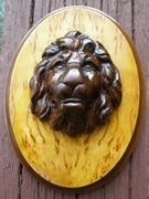 walnut woodcarving