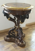baroque wine table