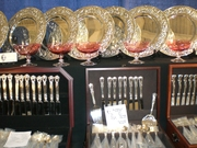 Silver Flatware Restoration at the Novi Antiques Market