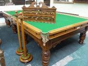 __John Taylor full size Antique Snooker Table