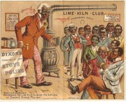 EXAMPLES OF AND DISTINCTIONS BETWEEN AFRICAN AMERICAN EPHEMERA AND BLACK MEMORABILIA