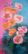 pink poppies solo