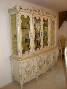 dining hutch/two pieces