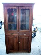 oak cabinet 1