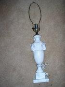 ITALIAN MARBLE LAMP BASE MINT, CIRCA.1915