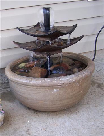 Handmade FountainFountain