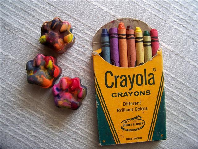 crayola pawprints handmade Etsy ByLightOfMoon