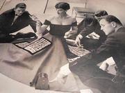 Vintage pic of Parlor Game Skirts
