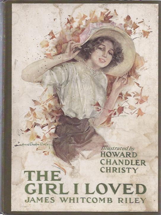 The Girl I Loved  (James W. Riley)    1910