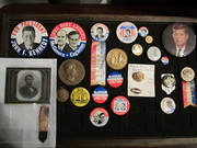 Political Pins & Others