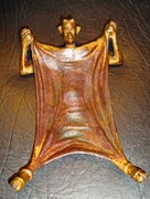 Verona 777 Cast Iron Satan/Devil Ashtray