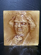 J.G. & J.F. Low Art Tile Ben Franklin