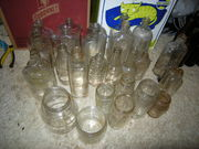 Old Jars and bottles