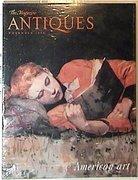Antiques Magazine Nov. 1999