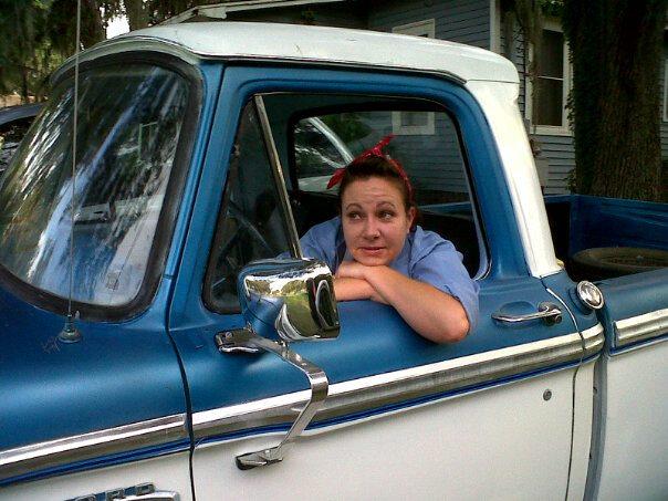 My pickin Truck