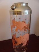 Pink Elephants Cocktail Shaker