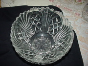 Crystal Bowl - Unknown Maker