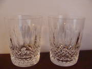 Waterford Crystal Old Fashioned Glasses
