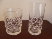 Waterford Crystal Drinking Glasses