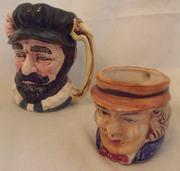 Toby mugs