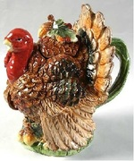turkey teapot