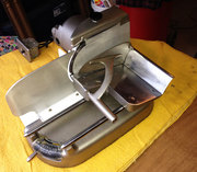 Finish 1938-early 40's American Slicing Machine Meat Slicer By Itself