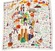 John Rombola New York City Scarf - Twin Towers