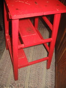 My Red Stool