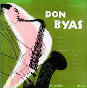 Don Byas Jazz Album Cover