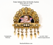 Estate Antiques Fine Art Jewelry Auction