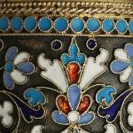Cloisonné Decoration and Russian Enamel