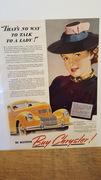 Antique Car Ads