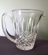 Waterford Kensale crystal pitcher