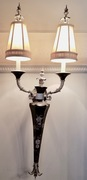 French Tole Sconces