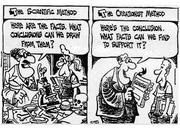 science v creationism